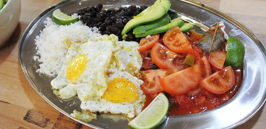 Huevos Rancheros Een prachtig Latijns Amerikaans gerecht